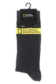 National Geographic Açık Gri Çorap(113981532)