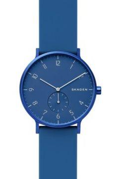 Montre Skagen Montre en Silicone Bleu Mixte(115535110)