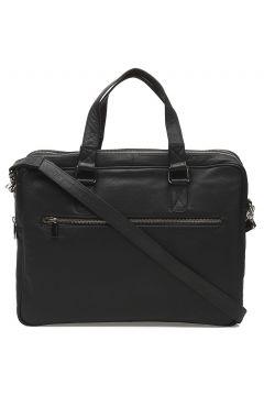Medium Bag Laptop-Tasche Tasche Schwarz DEPECHE(115559728)