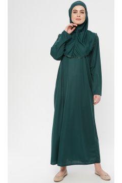 Tenue De Prière Hal-i Niyaz Vert / Vert Emeraude(108580577)