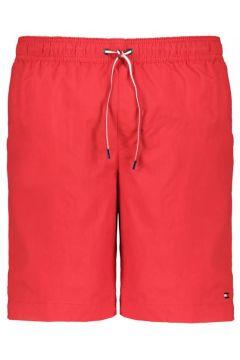 Tommy Hilfiger: Badeshort mit praktischen Taschen, 3XL, Rot(108830235)