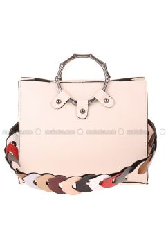 Cream - Shoulder Bags - Modeva(110321744)