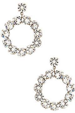 Серьги-кольца maddoc - Jennifer Behr(115059036)