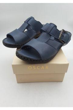 Oscar Kadın Kot Mavi Terlik(120459498)