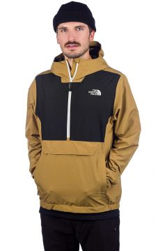 THE NORTH FACE Waterproof Fanorak Anorak bruin(109177803)