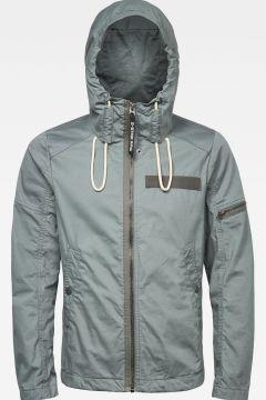 Batt Hooded Overshirt(117461580)