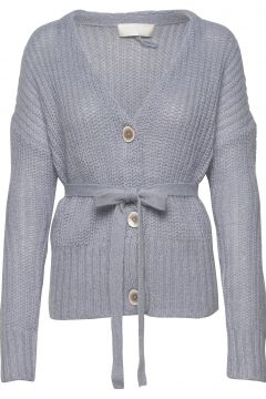 Kerstin Cardigan Strickpullover Blau FALL WINTER SPRING SUMMER(116414292)