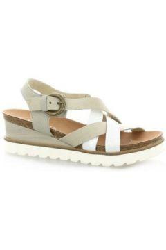 Sandales Latina Nu pieds cuir python(127909647)