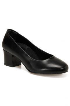 Miss F Siyah Kadın Gova Ayakkabı Dw20024(122928956)