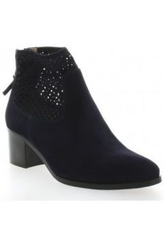 Boots Giancarlo Boots cuir velours(127908534)