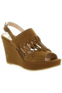 Sandales Benoite C Nu pieds cuir nubuck(98529566)