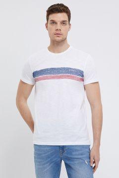 Loft Beyaz T-Shirt(121604866)