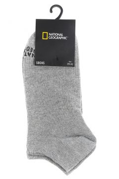 National Geographic Gri Çorap(113983838)