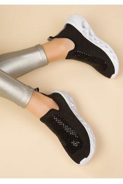 SOHO Siyah Kadın Sneaker(110933304)