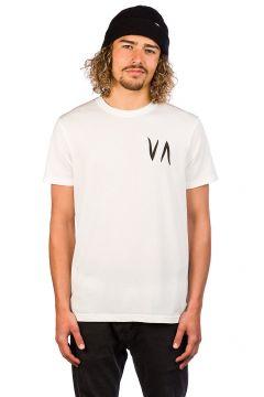 RVCA Bear T-Shirt wit(85172798)