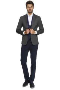 George Hogg Lacivert Takım Elbise(113955517)