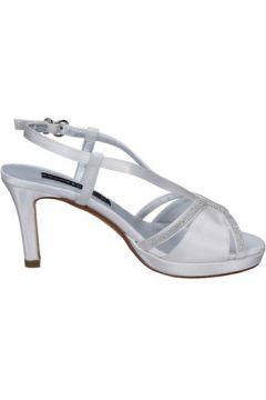 Sandales Bacta De Toi sandales blanc satin strass BT843(115442925)