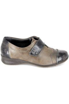 Chaussures Boissy Derby 7510 Noir(115459354)