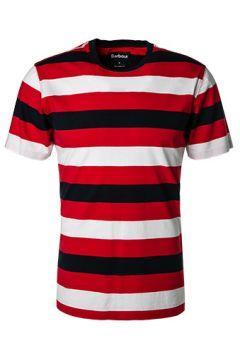 Barbour T-Shirt Duridge Stri salsa MTS0715RE42(116934483)