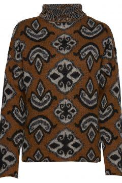 Day Handira Rollkragenpullover Poloshirt Braun DAY BIRGER ET MIKKELSEN(114153474)
