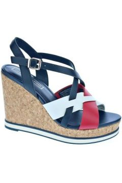 Sabots Tommy Hilfiger Interwoven Pattern Wedge(98508429)