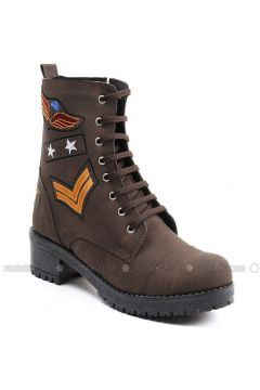 Brown - Boot - Boots - Sapin(110326279)