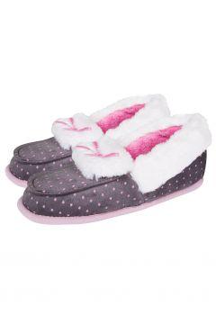 Twigy Gri Kadın Ev Ayakkabısı(105108473)