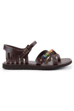İloz Kadın Kahverengi Sandalet 460309(124641727)