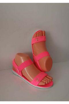 ELİS Bayan Lastikli Sandalet Siyah Günlük Plaj Havuz(119320851)