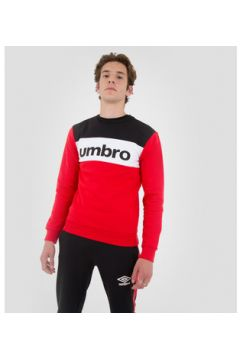 Sweat-shirt Umbro Pull A Col Rond Authentic Big Logo(127989087)