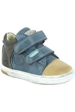 Boots enfant Noel Baskets cuir MINI MOSSY(88546465)