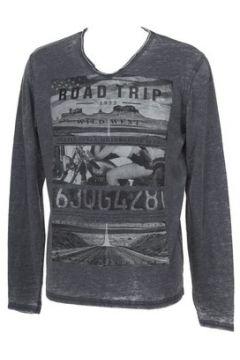 T-shirt Rms 26 Boad trip navy ml tee(127871266)