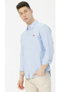 Levis 86625-0005 Ls Battery Hm Shirt Slim Gömlek(114001569)