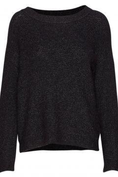 05 The Knit Pullover Strickpullover Schwarz DENIM HUNTER(114355314)