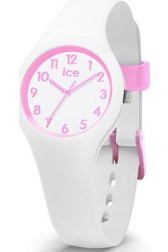 Montre Ice Watch Montre en Silicone Blanc Enfant(98525857)