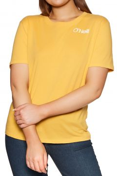 T-Shirt à Manche Courte Femme O\'Neill Selina Graphic - Golden Rod(111325681)