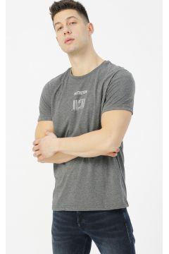 Limon Antrasit Melanj T-Shirt(113994763)