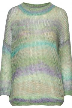 Sweater In O-Neck W. Short Sleeves Strickpullover Grün COSTER COPENHAGEN(108573691)