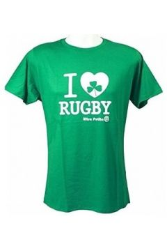T-shirt enfant Ultra Petita Tee-shirt - I love rugby Irlan(115399224)