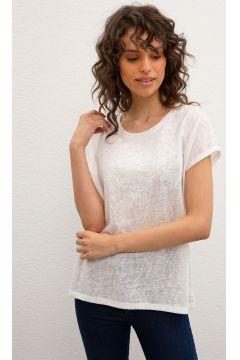 U.S. Polo Assn. Beyaz T-Shirt(114000910)