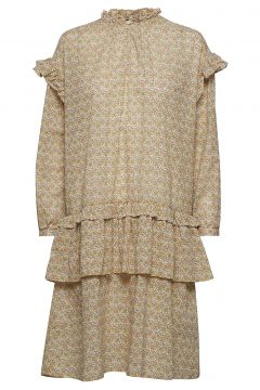 Alaska Kleid Knielang Beige STELLA NOVA(113865793)