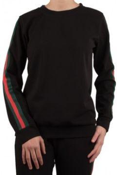 Pull Primtex Sweat à bande verte rouge haut de jogging(115421552)