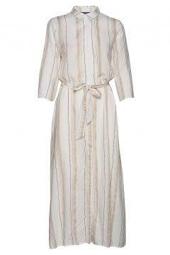 Dress Kleid Knielang Creme ILSE JACOBSEN(114164586)
