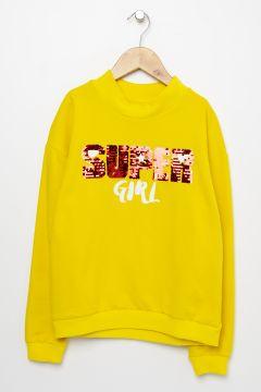 Limon Sarı Sweatshirt 3 Yaş 5002436639001(97043459)