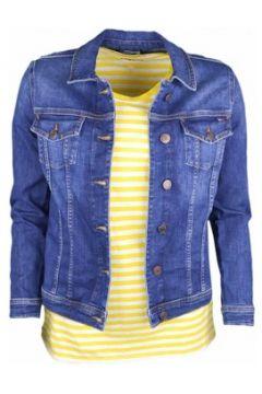 Veste Tommy Jeans Veste en jean bleu foncé pour femme(115399709)