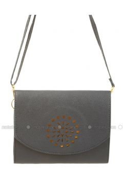 Navy Blue - Shoulder Bags - AKZEN(110314177)