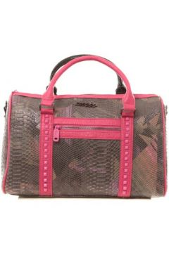 Sac Custo Barcelona Sac Snaky Thicket noir et rose(115471997)