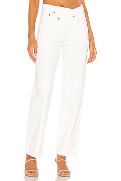 Широкие брюки criss cross - AGOLDE(118965782)