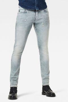 G-Star RAW Men Lancet Skinny Jeans Grey(122666504)