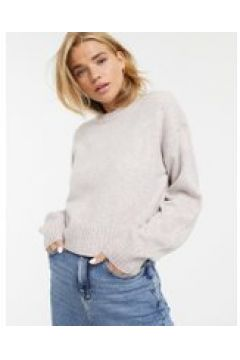 New Look - Maglione girocollo rosa(120362671)